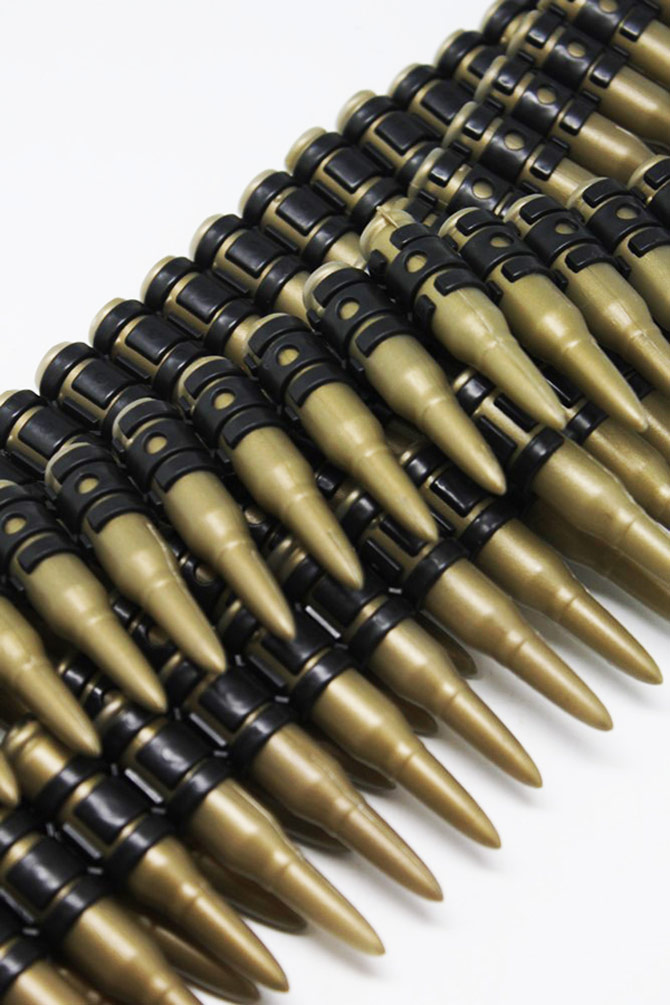 Ceinture de balles cartouchière de 156 cm adjustable. Cliquer pour agrandir 00d1219fcee