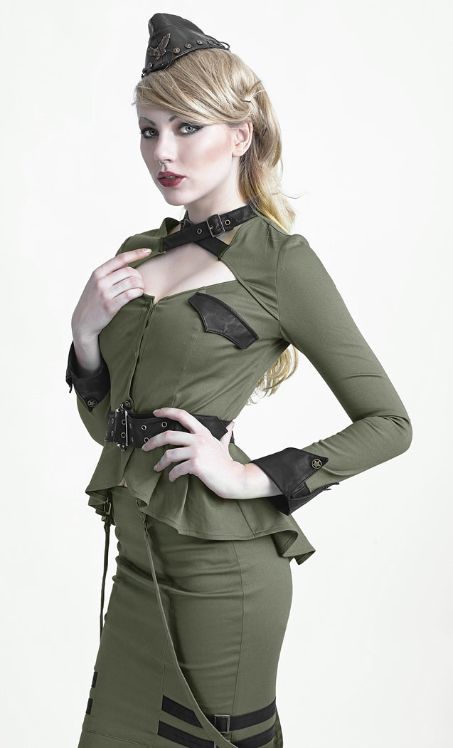 pin up militaire