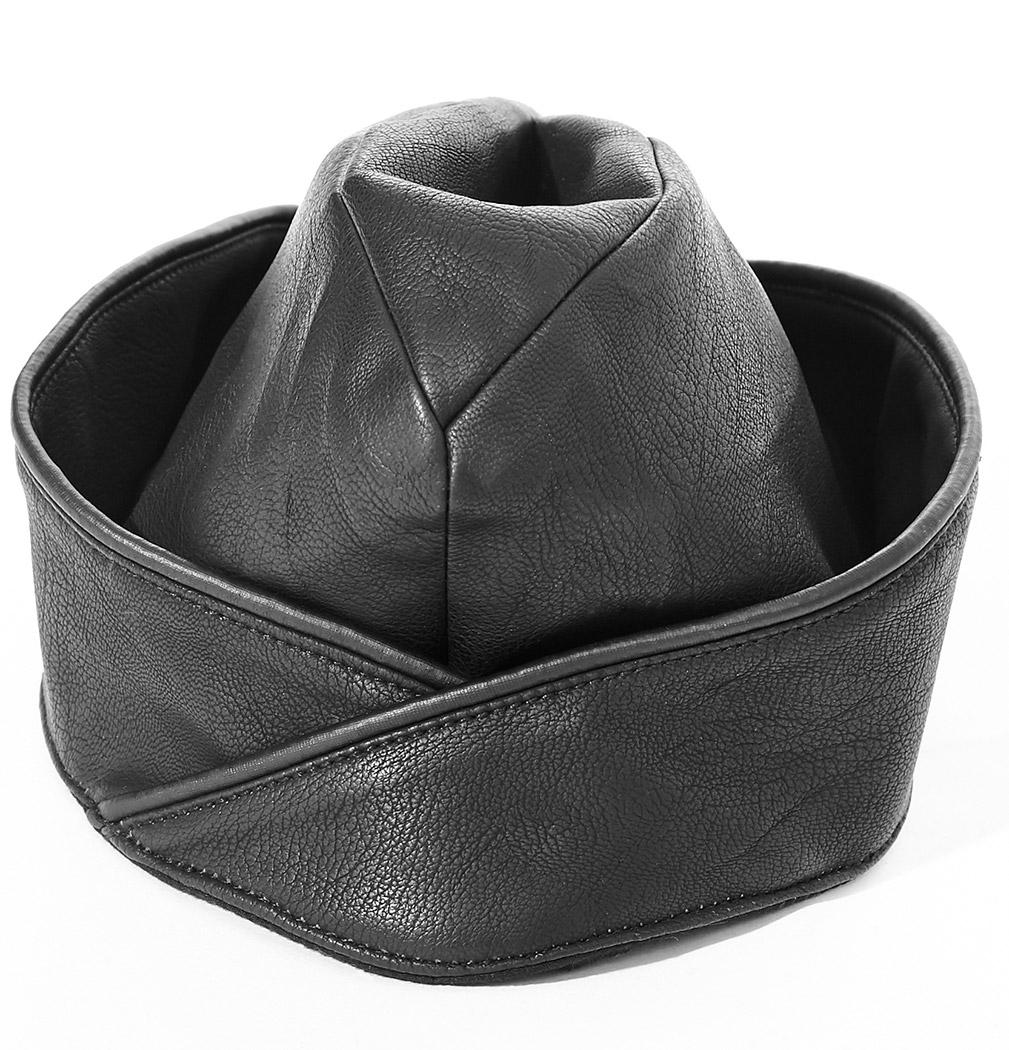 89802dded Military uniform black hat with a star steampunk vintage retro Punk Rave  SKU : PUNKR0116