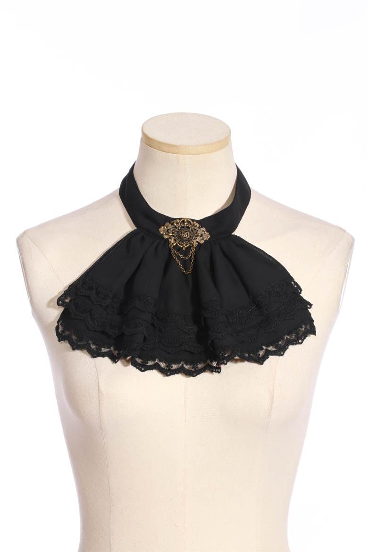 Transparentes Rq Mangas Desmontable Negra Jaretas Camisa Y Encaje 4Ugvwq