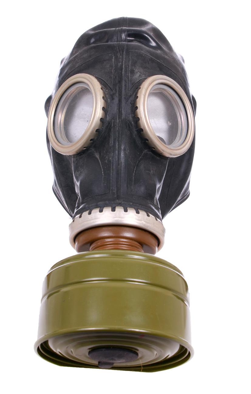 masque gaz noir arm e militaire avec filtre kaki et sac