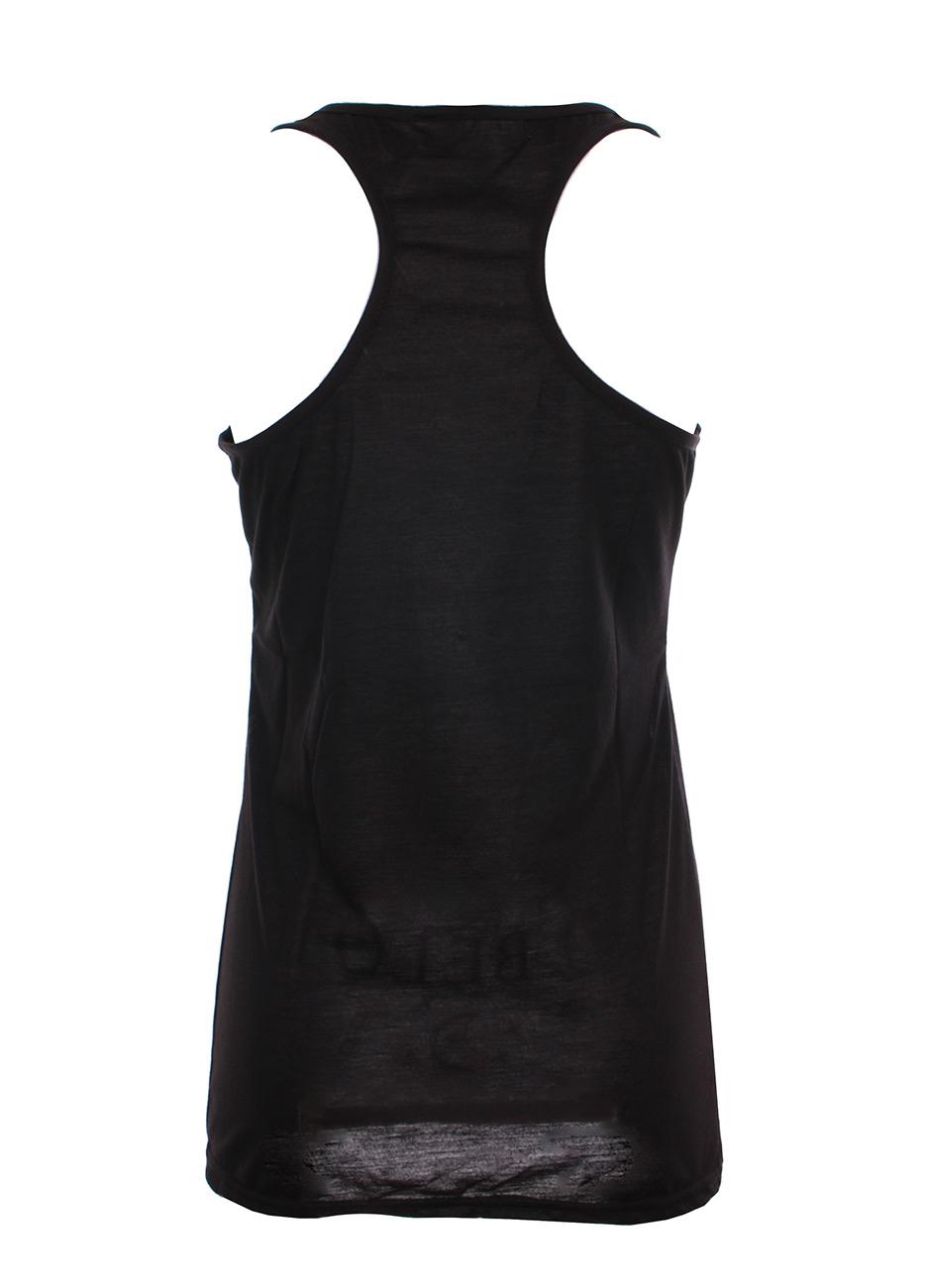 Top long noir semi transparent b2ad80e5a3f