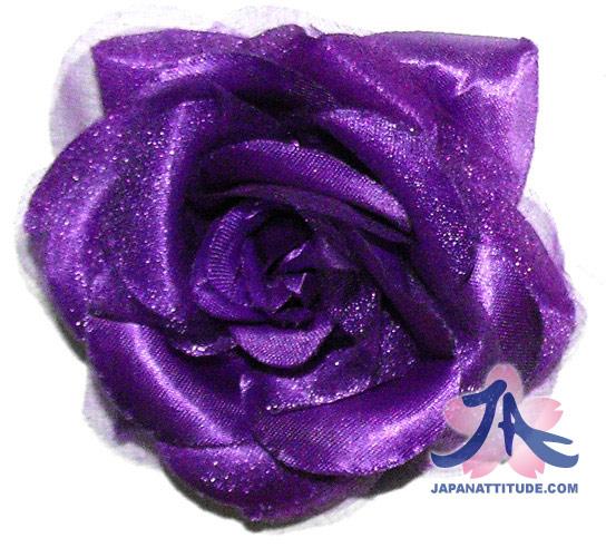 Fleur violette japan attitude - Image fleur violette gratuite ...