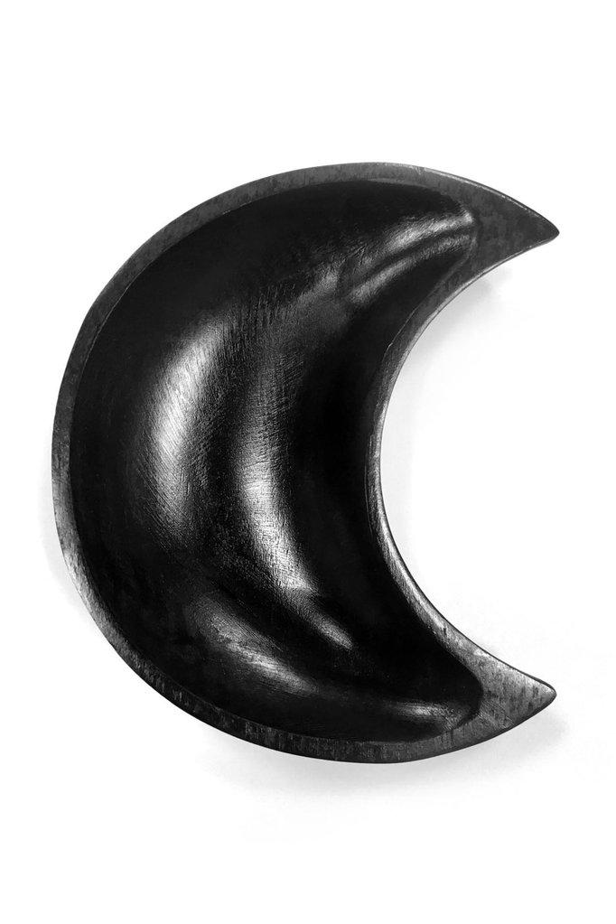 de witchy Killstarnugoth noir croissant RéférenceKILLS0163 lune en Vide occulte bois poche 4Rq5Ac3Lj