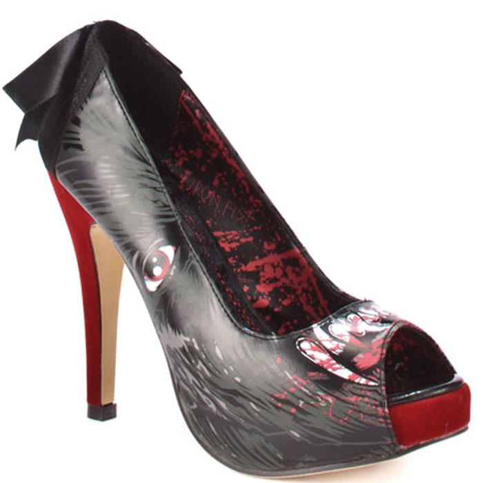Chaussures escarpin WolfBeater Platform Iron Fist   JAPAN ATTITUDE ... 5e50c91f27fa