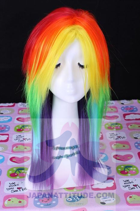 ACCWIG435, JAPAN ATTITUDE Contact Lenses and Cosplay wigs