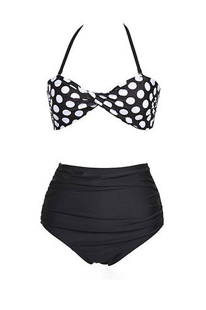 Maillot-de-noir-a-points-blancs-pin-up-deux-pieces-bikini