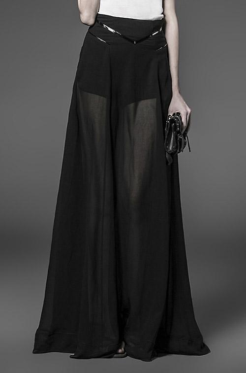 Longue jupe noir transparente   Sveikuoliai 5def0dc4bde4